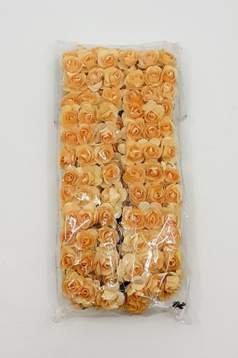 PINAR - Pınar Kağıt Gül Süsleme Çiçeği 12'li (1)