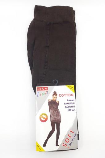 RİKA ÇORAP - Rika Çorap Kadın Külotlu Çorap Pamuklu (6 adet)