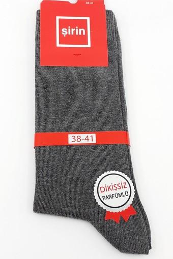 ŞİRİN - Şirin Erkek Çocuk Garson Boy Soket Çorap Düz Parfümlü (6 adet) (1)