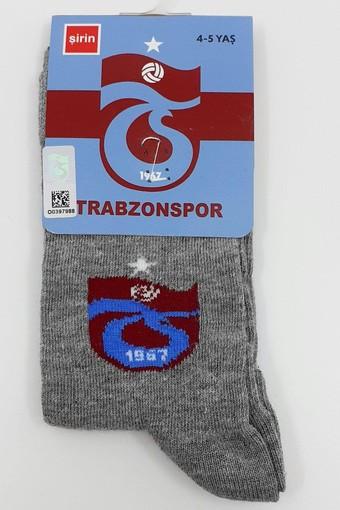 ŞİRİN - Şirin Erkek Çocuk Soket Çorap Trabzonspor SIRIN1665 (12 adet) (1)