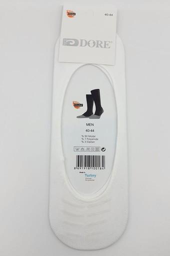 SÖYLEMEZ - Söylemez Erkek Babet Çorap Silikonlu (12 adet)
