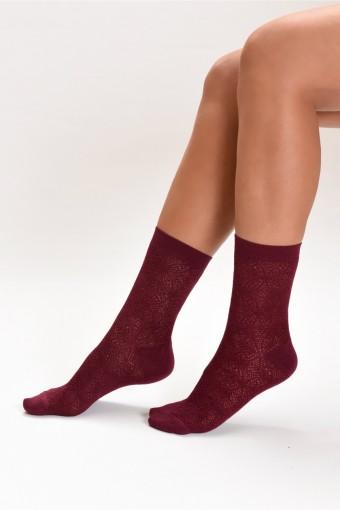 SOYLEMEZ - Söylemez Kadın Soket Çorap Kedili (12 adet) (1)