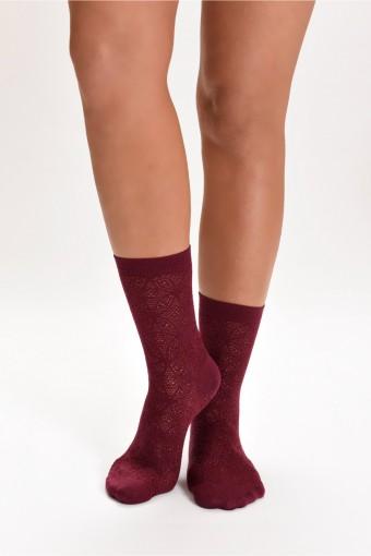 SOYLEMEZ - Söylemez Kadın Soket Çorap Kedili (12 adet)