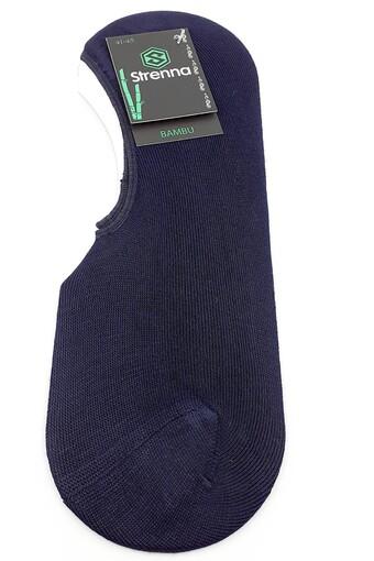 Strenna Erkek Babet Çorap Düz (12 adet) - Thumbnail