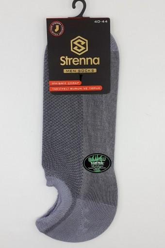 STRENNA - Strenna Erkek Sneaker Çorap Dikişsiz (12 adet) (1)