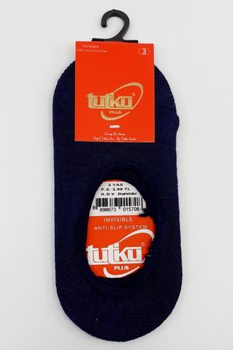 TUTKU ÇORAP - Tutku Unisex Çocuk Babet Çorap Mamul (12 adet) (1)