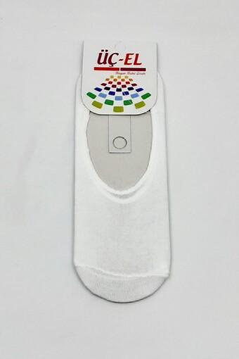 ÜÇEL - Üçel Kadın Babet Çorap Düz (1)