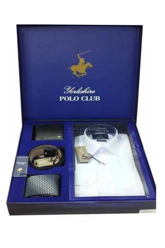 U.S. POLO - U.S. Polo Erkek Gömlek Set 4 Parça