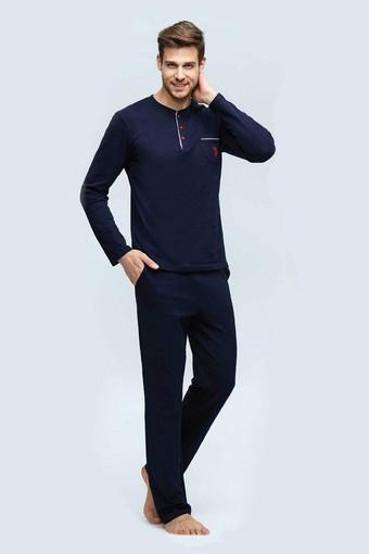 U.S. POLO - U.S. Polo Erkek Pijama Takımı (1)