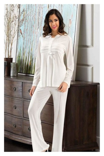 106 - X-Ses Kadın Fantezi Pijama Takımı (SES2420)