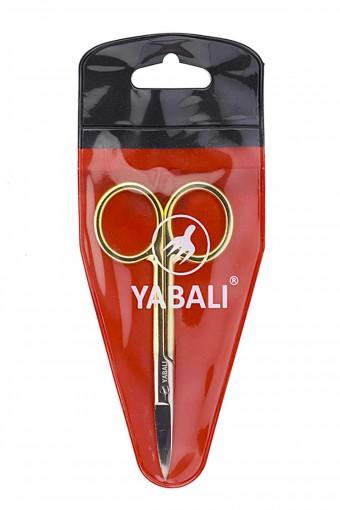 YABALI - Yabalı Makas Altın Kıvrık Uçlu