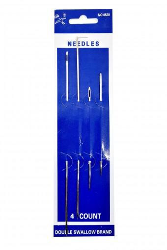 PINAR - Yorgan İğnesi 4'lü Set